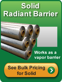 Solid Radiant Barrier Bulk Pricing