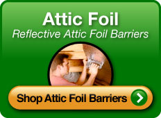 Reflective Attic Foil Barriers