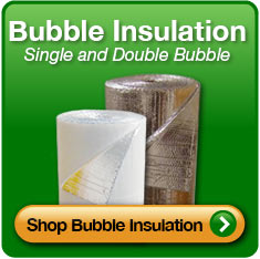 Bubble Insulation - Single and Double Bubble