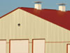 EcoFoil bubble insulation for metal building roofs image