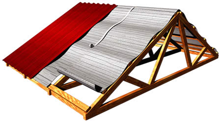 Metal Roofre How To Insulate Metal Roof